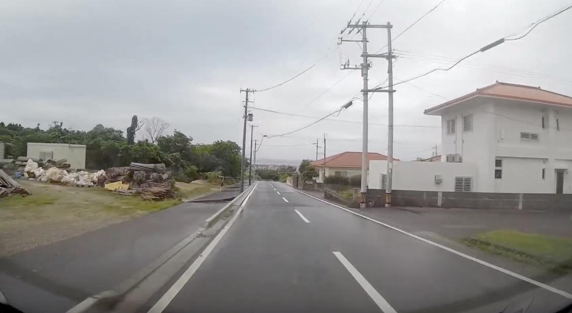 【ハナタカ情報】阿香花から真喜良小学校に向かう道が整備された