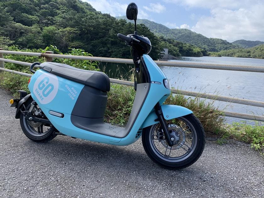 【ハナタカ情報】電動バイク、月2万円で借りられるらしい